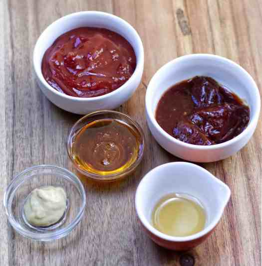Kickass BBQ Sauce | kickassbaker.com #bbqsauce #spicy #alittlekick #barbecuetime #summerrecipes #kickassbaker