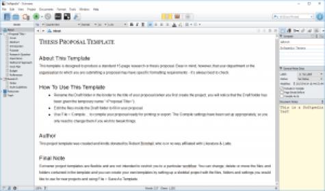 Scrivener Serial Key Free
