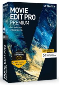 Magix Movie Edit Pro Premium 2019 Crack