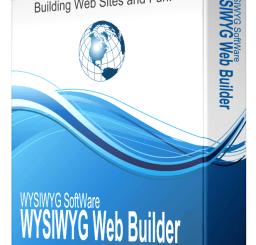 WYSIWYG Web Builder Crack Full Version