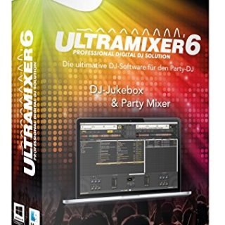 UltraMixer Pro Entertain 6 Crack