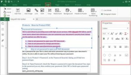 iSkysoft PDF Editor Serial Number