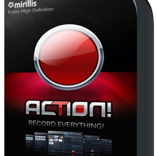Mirillis Action Crack Full Version