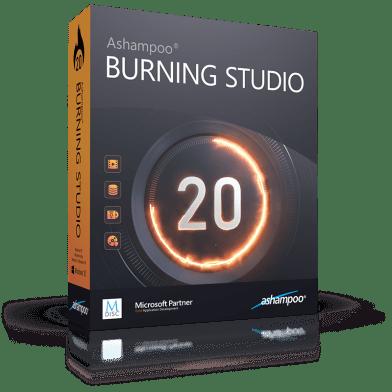 Ashampoo Burning Studio 20 Crack download