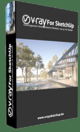 vray 3.6 for sketchup 2018 license key