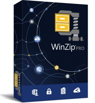 Download WinZip 24 Pro Crack Full version