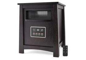 241bd083b21b3 WALMART –  39.97 Mainstay Infrared Quartz Cabinet Heater(REG   130.90 )
