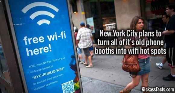 1004 Public Wifi NYC