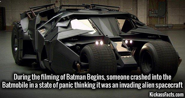 1050 Batmobile Crash