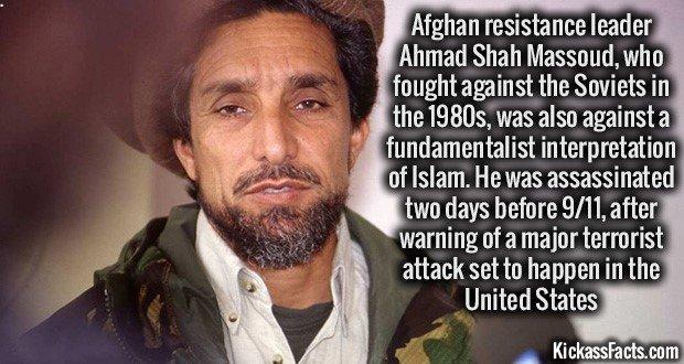 1103 Ahmad Shah Massoud