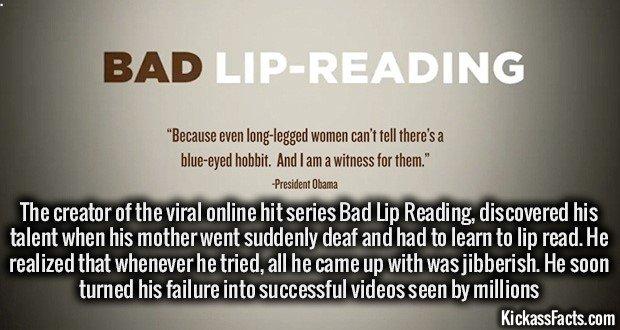 1124 Bad Lip Reading