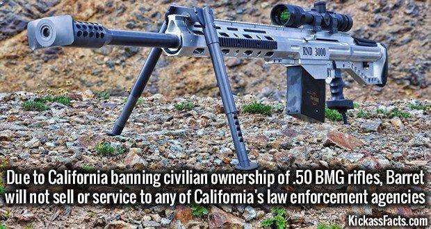 1162 .50 BMG rifles