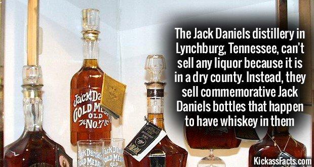 1179 Jack Daniels commemerative
