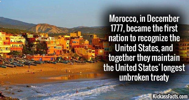 1187 Morocco