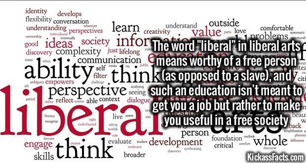 1223 Liberal arts