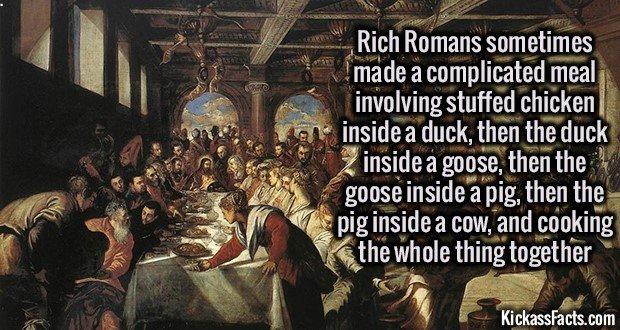 1306 Roman Feast