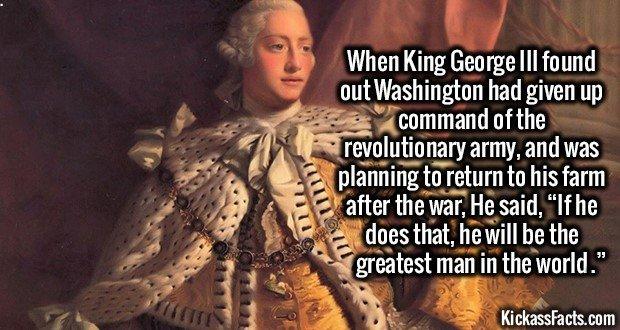 1331 King George III