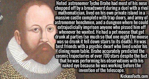 1390 Tycho Brahe