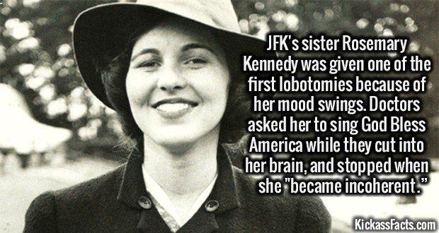 1405 Rosemary Kennedy