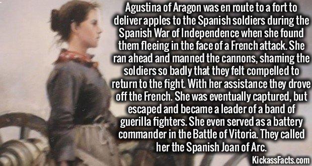 1493 Agustina of Aragon