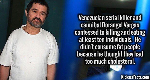 """Dorangel Vargas """"El Come Gente"""""""