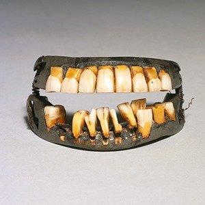 George Washington's teeth