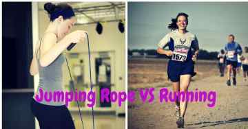Is Jumping Rope Better Than Running For Cardio?