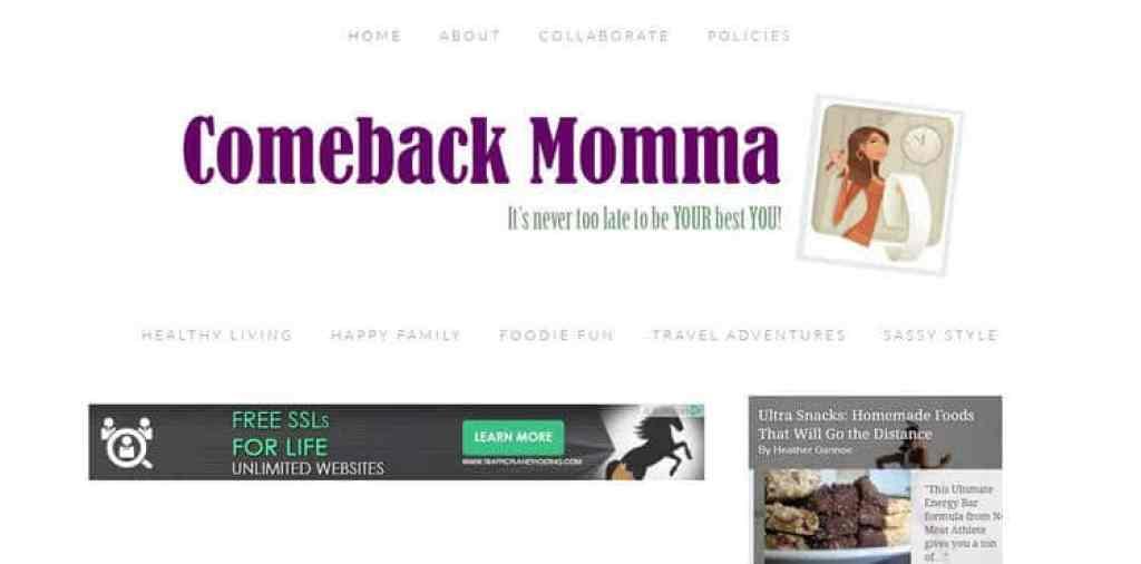 Comeback Momma