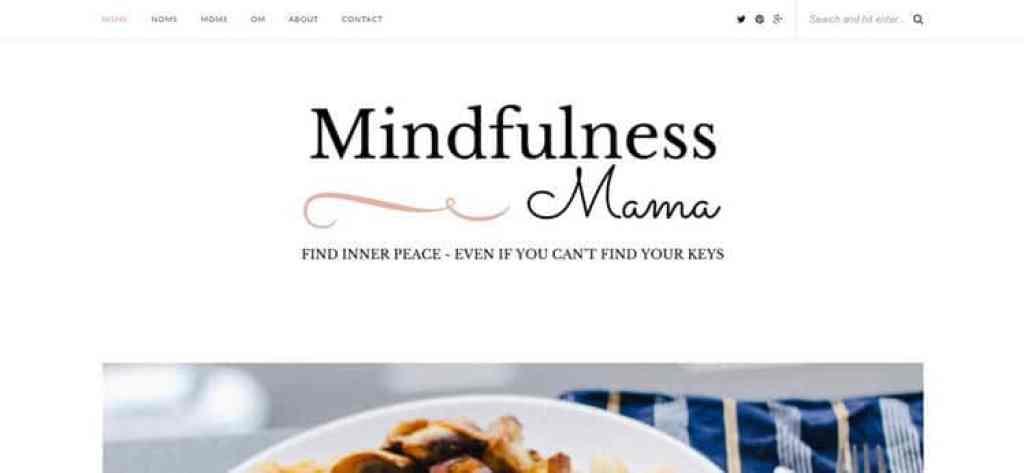 Mindfulness Mama