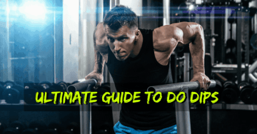 Ultimate Guide to Do Dips at Home (& Explode Your Upper Body)