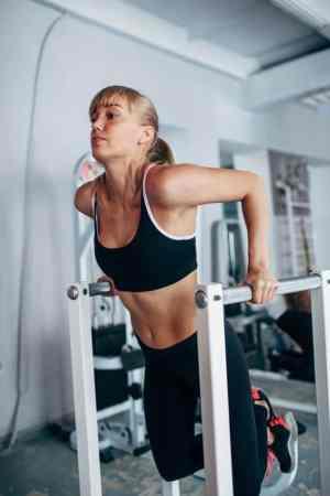 dips exercise tips for beginners