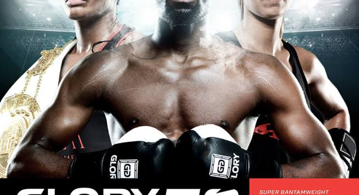 Glory 53 Fight Poster