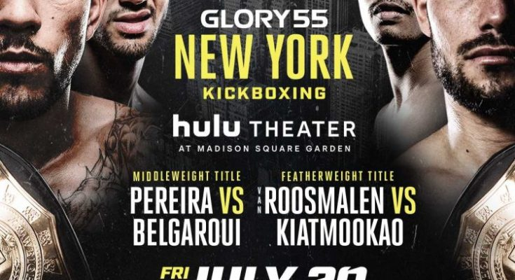 Glory 55 Poster