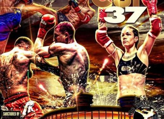 Warriors Cup 37 Poster