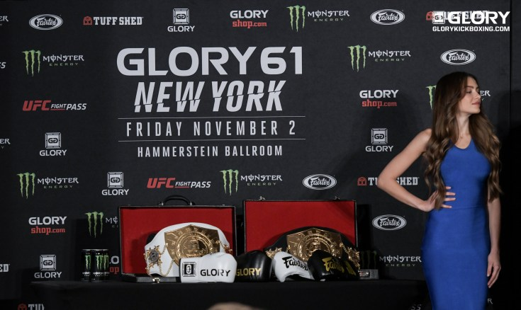 Glory Belts Pic