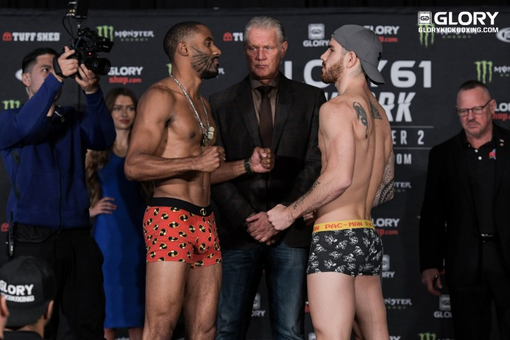 Boyd-Scheinson weigh in pic
