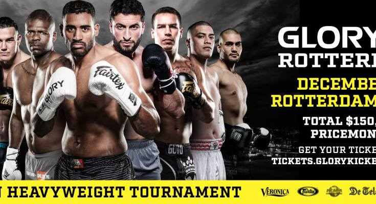 Glory 62 Tournament Poster