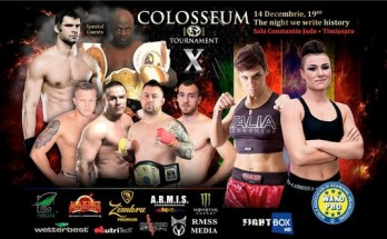Colosseum X Poster