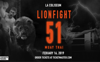 Lion Fight 51 Poster