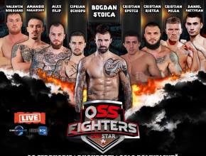 Oss Fighters 3 Poster