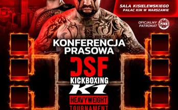 DSF Heavyweight Tournament Poster