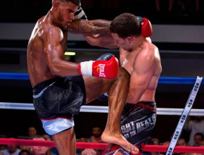 Reon Wong Fight Picture