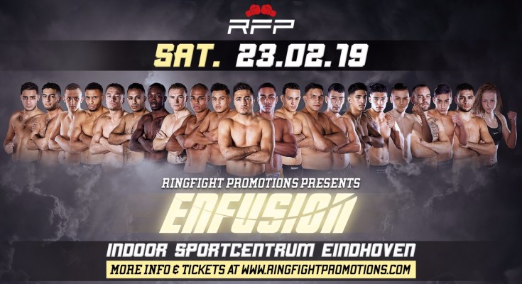 Enfusion Eindhoven Poster