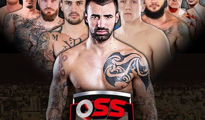 Oss Fighters 03 Poster