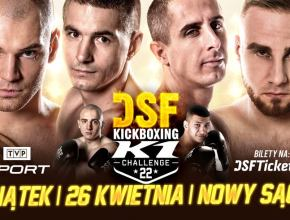 DSF 22 Event Poster