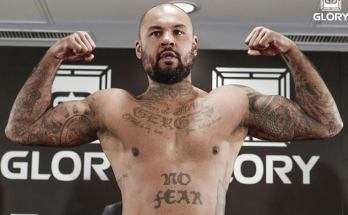 Hesdy Gerges Weigh-In Pose
