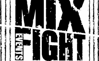 Mix Fight Events Logo
