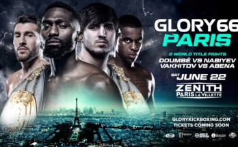 glory 66 poster