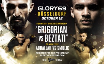 Glory 69 Poster