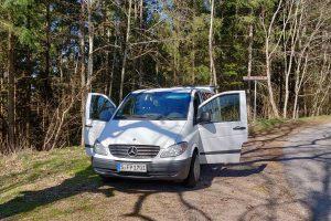 Exkursion ins Elsass (KZ Natzweiler-Struthof und Hartmannswillerkopf) 29.03.-31.03.2019